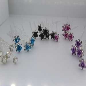 Accessories - Prom hairpins HAIR PIN WEDDINGS PROM